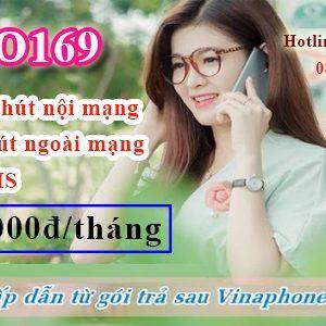 gói vinaphone trả sau giá rẻ eco169