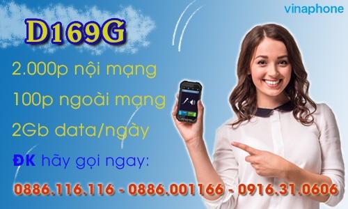 gói d169g vinaphone trả sau tích hợp data 2Gb/ngày + thoại giá rẻ