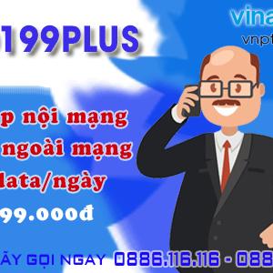 Gói Vinaphone Trả Sau eco199Plus