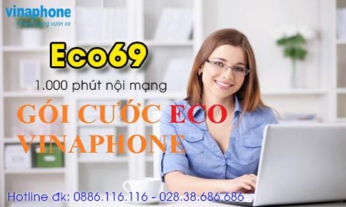 Gói Eco69 Vinaphone giá rẻ