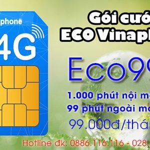 Gói Vinaphone Eco99