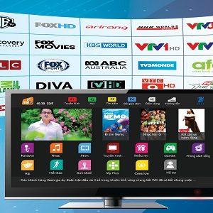 Gói truyền hình MyTV gói Nâng Cao