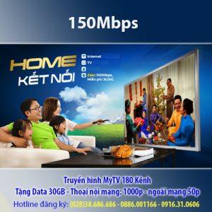Home Kết Nối 150Mbps VNPT