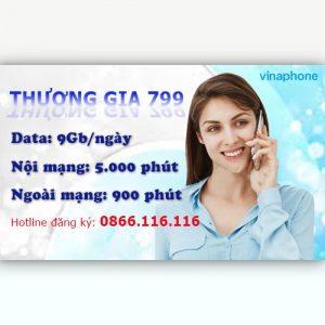 Gói thương gia 799 Vinaphone