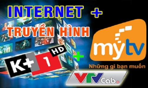 truyền hình mytv K+