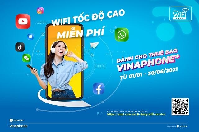 VNPT triển khai dịch vụ wifi công cộng trên cả nước