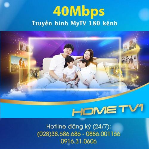 Gói home tv1 40mbps vnpt