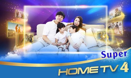Gói Home 4 Super 150Mbps VNPT