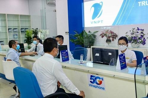 VNPT hỗ trợ mùa dịch cho người dân